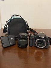 Canon EOS Rebel T3i 18.0MP Digital SLR Camera 18-55mm With Bag