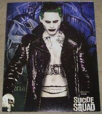 Jared Leto Authentic Signed 8x10 Photo Autographed, Suicide Squad, Joker