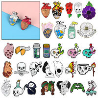 New Lovely Cute Cartoon Enamel Lapel Collar Pin Corsage Brooch Fashion Jewelry