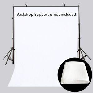 White Photography Photo Video Studio Non-Woven Fabric Background Screen