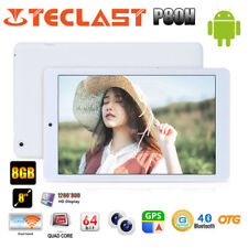 "Teclast P80H 1280*800 8"" Android 7.0 Quad-Core WIFI 2*Kamera Tablet PC 1+8GB"