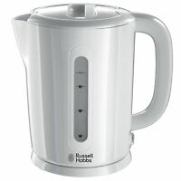 Russell Hobbs Darwin 360 Immersed Kettle 1.7L 2200W with Anti-Scale Filter White