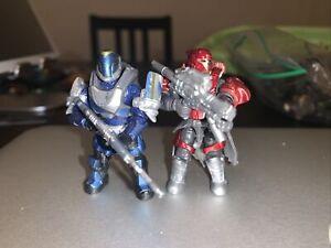 Mega Construx Destiny titan Figure Lot