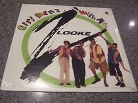 """Looke """"Girl Danz With Me"""" ORPHEUS RECORDS SEALED NM LP R&B/SOUL"""