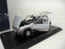 1:18 NOREV Renault 5 GT Turbo Supercinq  silber silver NEU NEW