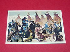 N°299 MASSACRE SAND CREEK CONQUETE OUEST WILLIAMS 1972 PANINI FAR WEST WESTERN