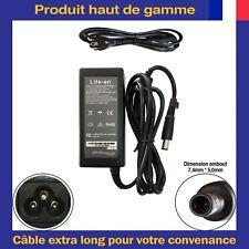 Chargeur Alimentation 65W Pour HP EliteBook 2740p 2760p 8440p 8460p 8510p 8530p