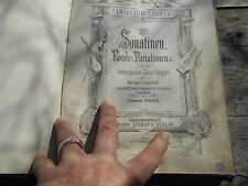 32 SONATINEN RONDOS, VARIATIONEN C. SCHULTZE + SONATINES FACILES POUR PIANO L. V