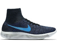 Nike Lunarrepic Flyknit 'ROYAL' MID Men's Shoes 818676-011 Sz 11.5 US 45.5 EUR