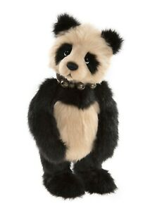 COLLECTABLE CHARLIE BEAR 2021 PLUSH COLLECTION - LOTUS - A PRETTY PERFECT PANDA