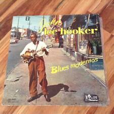 JOHN LEE HOOKER [BLUES MODERNOS] EX R&B 1960 1ST SPANISH PRESS LP Top Rank