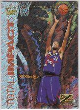 1997-98 Z-FORCE TOTAL IMPACT: MARCUS CAMBY #2 RAPTORS 4x NBA SEASON BLOCK LEADE