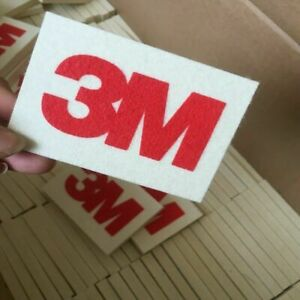 3M Wool Felt Squeegee Applicator tool for Car Wrap Vinyl Print Window Tint Pro