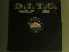 "D.I.T.C. INTERNATIONALLY KNOWN / THE ENEMY 12"" ORIG '97 BIG L DJ PREMIER O.C. VG"
