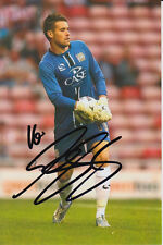 MK DONS HAND SIGNED IAN MCLOUGHLIN 6X4 PHOTO.