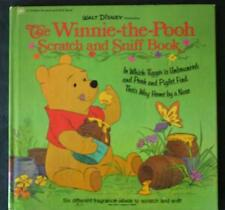 Winnie the Pooh Scratch and Sniff Book
