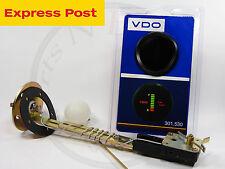 VDO 52mm 12v DIGITAL FUEL GAUGE AND SENDER UNIT BRAND NEW...!