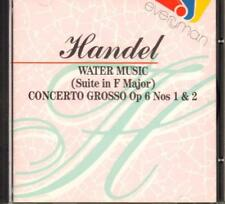 Handel(CD Album)Water Music-New