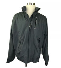 Tribord sailing jacket by Decathlon Men's Large Grey