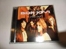 CD  Bon Jovi - These days