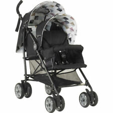 My Child Geo SIENTA Duo Tandem Pushchair Double Baby Stroller With Raincover