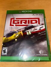 GRID (Xbox One, 2020) Brand New Sealed