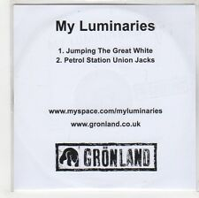(GH62) My Luminaries, Jumping The Great White - 2006 DJ CD