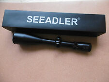 SEEADLER rifle scope 3-9 x 60 with reticle riflescope german quality #4