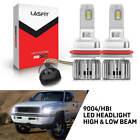 LASFIT 9004 HB1 LED Headlight for Dodge Ram 1500 2500 3500 1994-2001 Hi Lo Beam  for sale