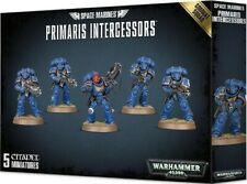 Warhammer 40K Space Marines Primaris Intercessors Combat Squad Intercessor