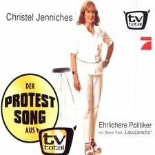 Christel Jenniches Ehrlichere Politiker (2002, 'TV Total') [Maxi-CD]