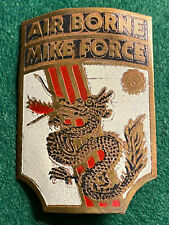 Vietnam War Era, U.S. Army, Airborne, Mike Force, Special Forces, Beer Can Di