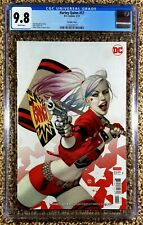 Harley Quinn #57 CGC 9.8 Julian Tedesco Variant (DC, 2019)