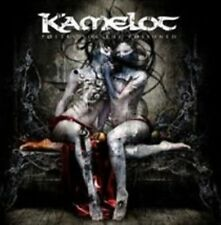 Poetry for the Poisoned by Kamelot (U.S.) (CD, Sep-2010, Ear)