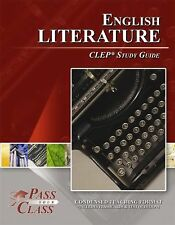 English Literature CLEP Test Study Guide - PassYourClass NEW!