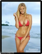 Sports Illustrated Brooklyn Decker Refrigerator Magnet