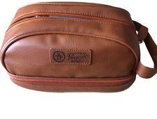 PENGUIN Men's Toiletry Travel Shave Kit Case Bag NWT $49.5