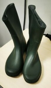 Wellingtons Boots Size 6 Green
