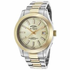 Rotary Stainless Steel Wristwatches