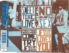 Jesus loves You Sweet toxic love/Am I losing control (2 versions eac.. [Maxi-CD]