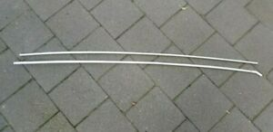 Mazda RX2 1971 Roof Gutter Chrome Strips