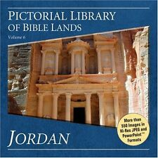 Jordan, Pictorial Library of Bible Lands CD-ROM *Cost £35*