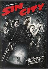 Sin City (DVD, 2009, Canadian Bilingual, Widescreen)