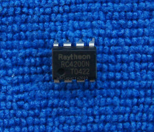 50pcs RC4200N RC4200 Analog Multiplier DIP-8