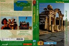 DESTINATION TURKEY. TRAVEL GUIDE DVD. NEW