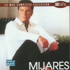 Mijares CD NEW La Mas Completa Coleccion SET Con 2 CD's 22 Canciones !