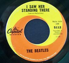 The Beatles>>> (2) Capitol 45's