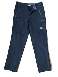 Mens North Face Walking Trousers Size 32