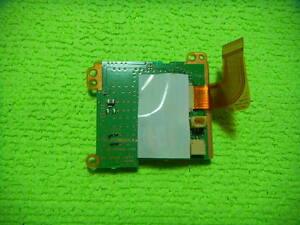 GENUINE CANON VIXIA HF R11 SD CARD BOARD PART FOR REPAIR