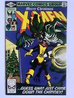 Uncanny X-Men #143 - Christmas Kitty Pryde Marvel Comics NM